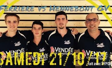 Ferriere N2 vs Hennebont GV