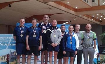 Championnat de France Vétérans