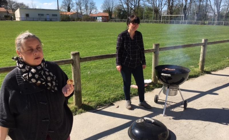 La reine du barbecue