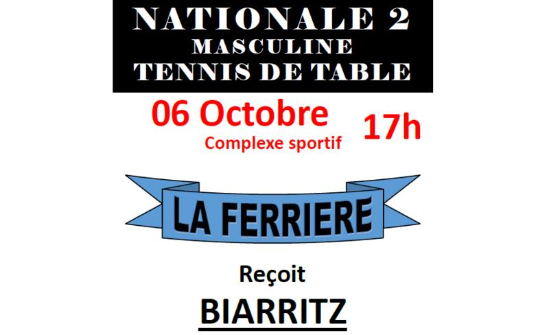 N2 Match Biarritz