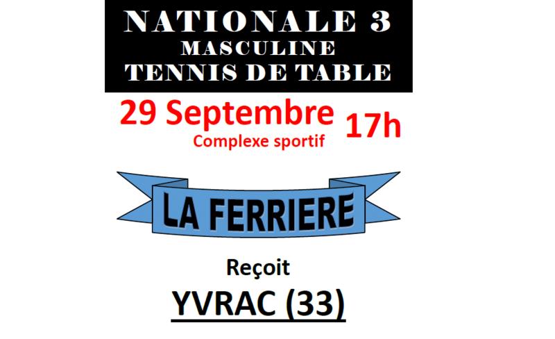 N3 Match YVRAC