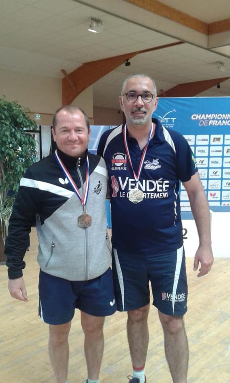 Championnat de France Vétérans 2